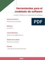 Etapas y actividades del modelo de desarrollo RUP