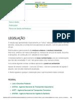 LEGISLAÇÃO — Abetre