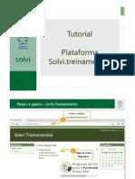 Manual de acesso ao treinamento do programa de integridade para fornecedores das  empresas do Grupo Solví