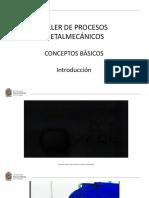 Unidad 1 - Conceptos básicos - Introducción