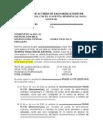 CONTRATO DE ACUERDO DE PAGO MODELO (1)[5259]