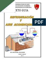 Texto Refrigeración y Aire Acondicionado - Ing. Fidel Cruz.pdf