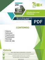 Todo sobre Polimeros (Profesor Luis A Laguado)