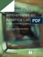 Conflictos ambientales por injusticia hídrica en México