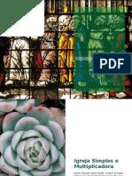 Igreja Simples e Multiplicadora