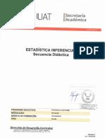 SD - Estadistica Inferencial