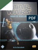 FFG - (SWR10) Star Wars RPG Dawn of Rebellion
