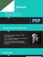 motor diesel - modif