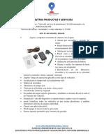 PORTAFOLIO DE PRODUCTOS 1