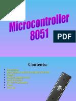 Microcontroller 8051-2