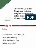 UNFCCC Forner Session 1