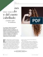 ALTERACIONES DEL CABELLO Y DEL CUERO CABELLUDO