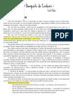 Resumo - O BANQUETE DO CORDEIRO