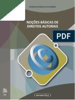 NOÇÕES BÁSICAS DE DIREITOS AUTORAIS - MARCA D_AGUA