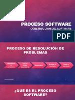 Proceso Software