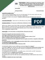 EDIFICAÇÃO 01.03.2020