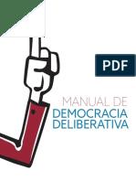 Manual de Democracia Deliberativa