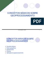 Conceitos Basicos Sobre Geoprocessamento