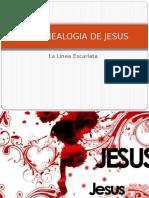 LA GENEALOGIA DE JESUS
