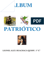 ALBUM  PATRIÓTICO