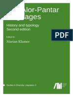 Alor-Pantar Languages