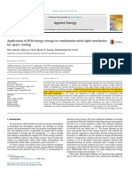 +2015 Application of PCM energy storage in combination with night ventilation