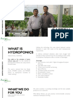 Barton Breeze Hydroponics - Corporate PPT