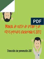 Manual Curso de Verano 2017