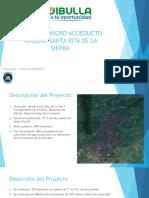Proyecto Micro Acuedcuto Santa Rita de la Sierra.pdf