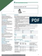 Valvula de diafragma GOYEN - seriedd_ds