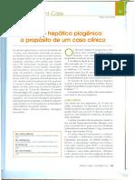 Abcesso hepático piogénico
