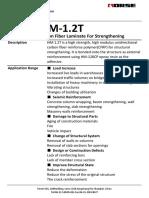 HM-1.2T Technical Data Sheet