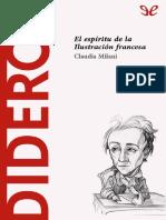 49. Diderot. El espiritu de la Ilustracion francesa