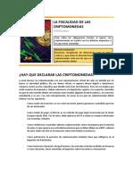 Resumen Del Libro Fiscalidad Publicado en AMAZON