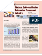 Automobile Industry Overview