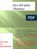 1.-Presupuestos del Ventas practica plan maestro.pptx