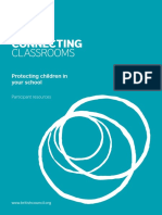 Protecting children in your school . Participant. Print.BC. 3.0