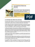 Resumen Del Libro El Futuro Del Precio Del Bitcoin Publicado en AMAZON