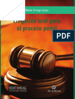 LITIGACION PARA EL PROCESO PENAL