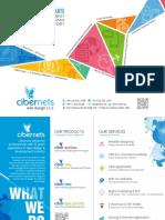 Cibernetswebdesign Llc - Company Profile 2019