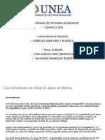 CONSAR-DERECHO BANCARIO Y BURSATIL