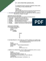 CS12 Ch 9-10 Python DS