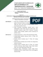 3.1.6.1 PENETAPAN  INDIKATOR PRIORITAS  MONITORING DAN PENILAIAN KINERJA DI PUSKESMAS CADASARI.docx