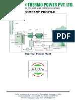 GTPPL-Company Profile