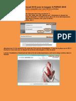 Tuto d'installation Autocad 2018.pdf