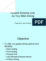 AS YOU WISH DINING.ppt