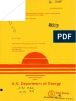 _DOE US PRELIMINARY DESIGN OF OCEAN ENERGY STATION KEEPING SUBSYSTEMS