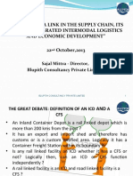 1. Dry Port as a link in the supply chain.ppt