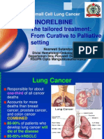 Non Small Cell Lung Cancer - VINORELBINE The tailored treatment