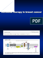 Hormonal Therapy in Breast Cancer